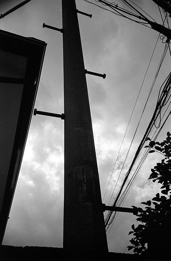 【21st Century Snapshotman 】35mm 2本勝負 ちょっとだけロモグラフィー 東中野ー中野ー新宿(2017 6/5)_c0035245_00322974.jpg