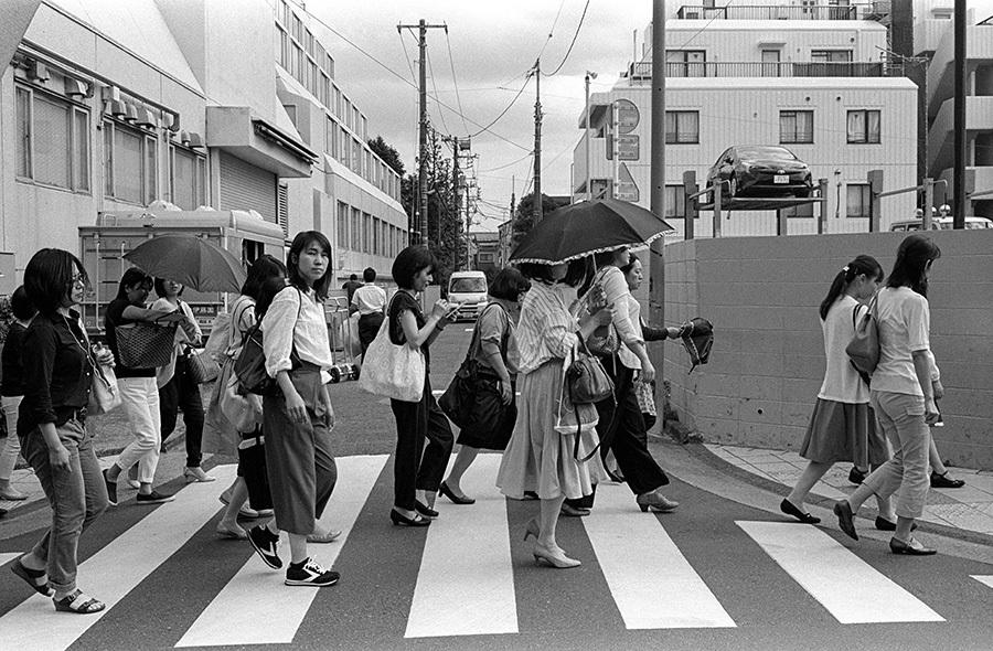 【21st Century Snapshotman 】35mm 2本勝負 ちょっとだけロモグラフィー 東中野ー中野ー新宿(2017 6/5)_c0035245_00575404.jpg