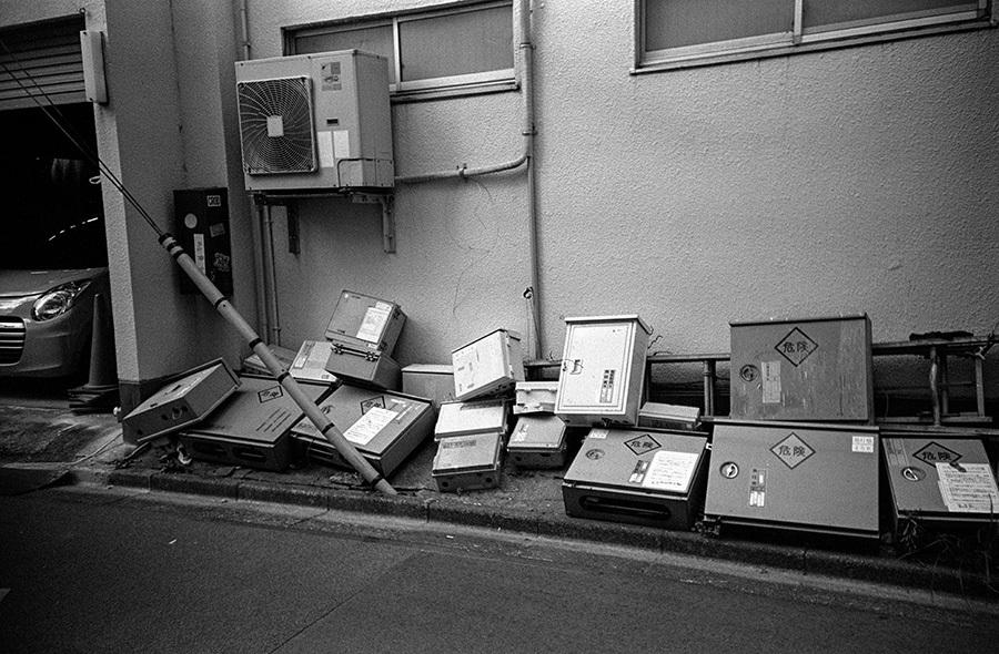 【21st Century Snapshotman 】35mm 2本勝負 ちょっとだけロモグラフィー 東中野ー中野ー新宿(2017 6/5)_c0035245_01170161.jpg