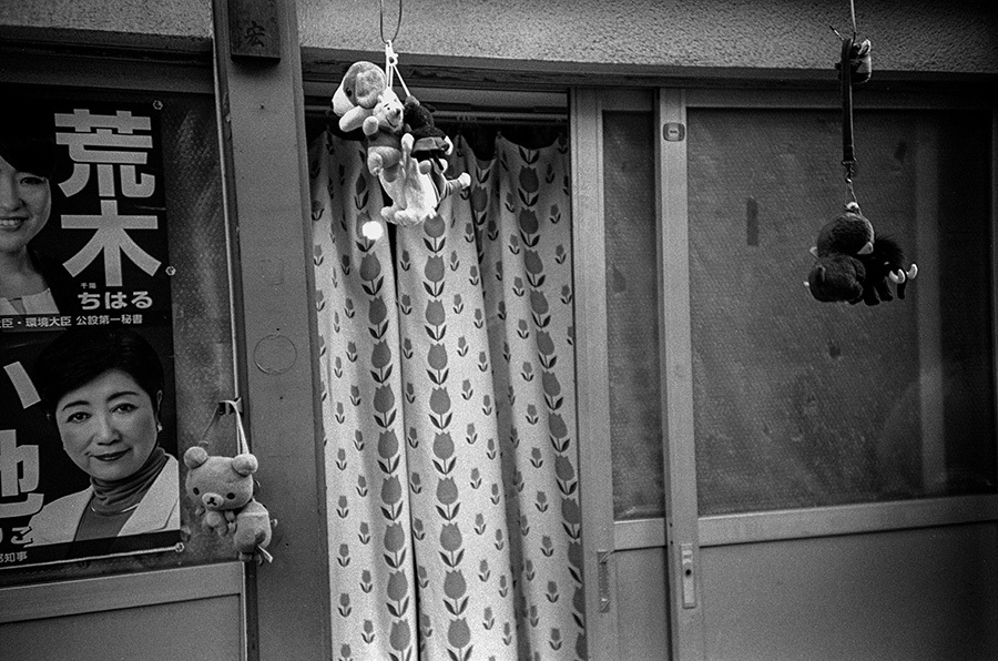 【21st Century Snapshotman 】35mm 2本勝負 ちょっとだけロモグラフィー 東中野ー中野ー新宿(2017 6/5)_c0035245_01211567.jpg