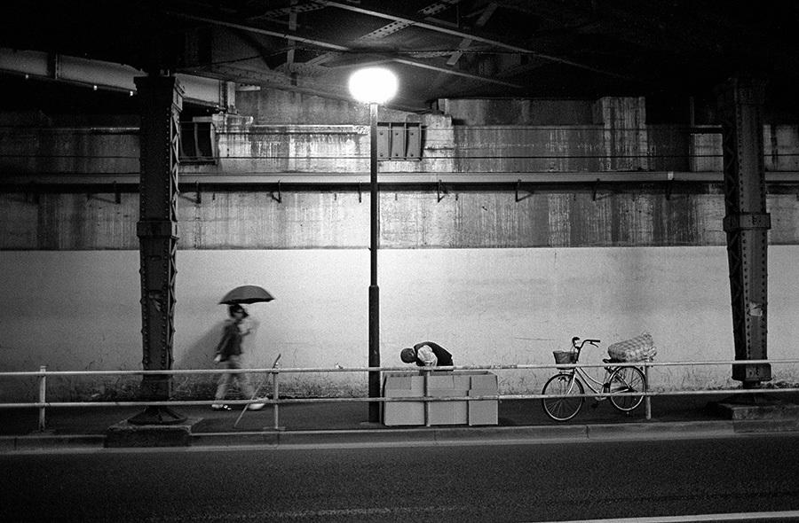 【21st Century Snapshotman 】35mm 2本勝負 ちょっとだけロモグラフィー 東中野ー中野ー新宿(2017 6/5)_c0035245_01243446.jpg