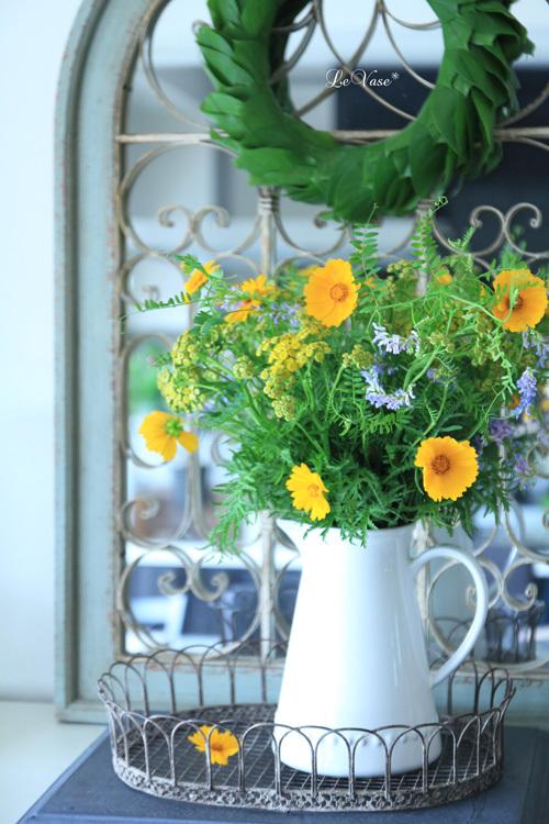 軽井沢の無農薬野菜とお花が届きました!_e0158653_00233666.jpg