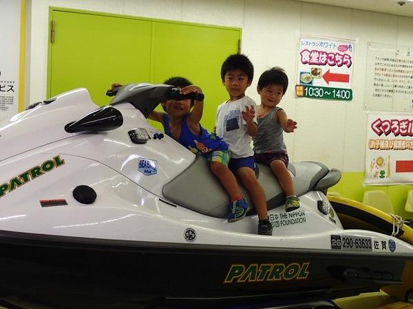 唐津ボートレース場のイベントに参加♬_a0077071_15552729.jpg