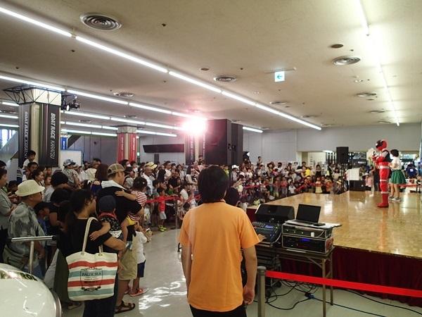 唐津ボートレース場のイベントに参加♬_a0077071_16091608.jpg