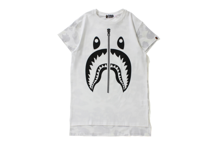 CITY CAMO SHARK LONG LENGTH TEE_a0174495_11413869.jpg