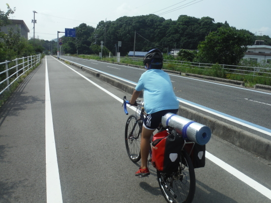 息子としまなみ海道キャンプサイクリング_c0132901_20160045.jpg