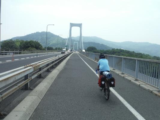 息子としまなみ海道キャンプサイクリング_c0132901_20240661.jpg
