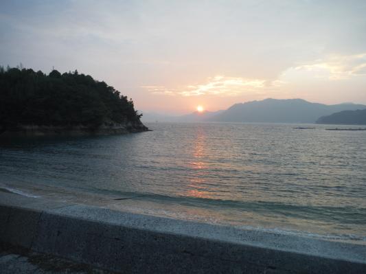 息子としまなみ海道キャンプサイクリング_c0132901_20331938.jpg