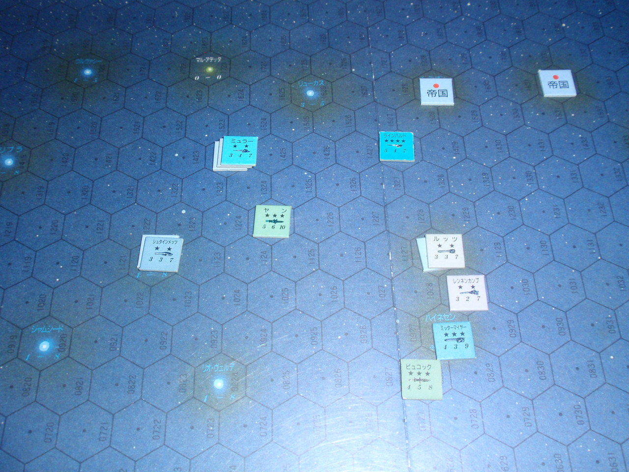 ツクダ「ラグナロック作戦」対戦記録⑦_b0162202_20143717.jpg