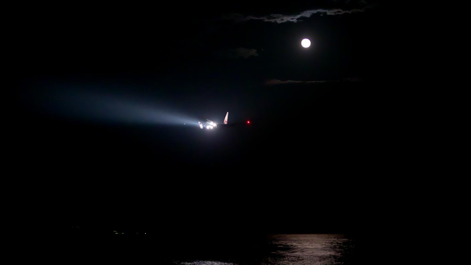 闇夜にJET またまた2/2 JAL_a0078341_22544821.jpg