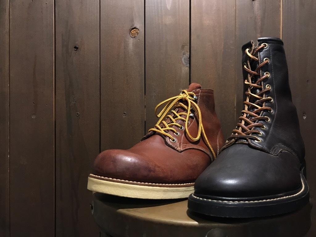 神戸店8/12(土)ヴィンテージブーツ&スーペリア入荷! #1 50\'s Wolverine NOS 1000mile Boots!HorseHide Boots!!!_c0078587_18105771.jpg