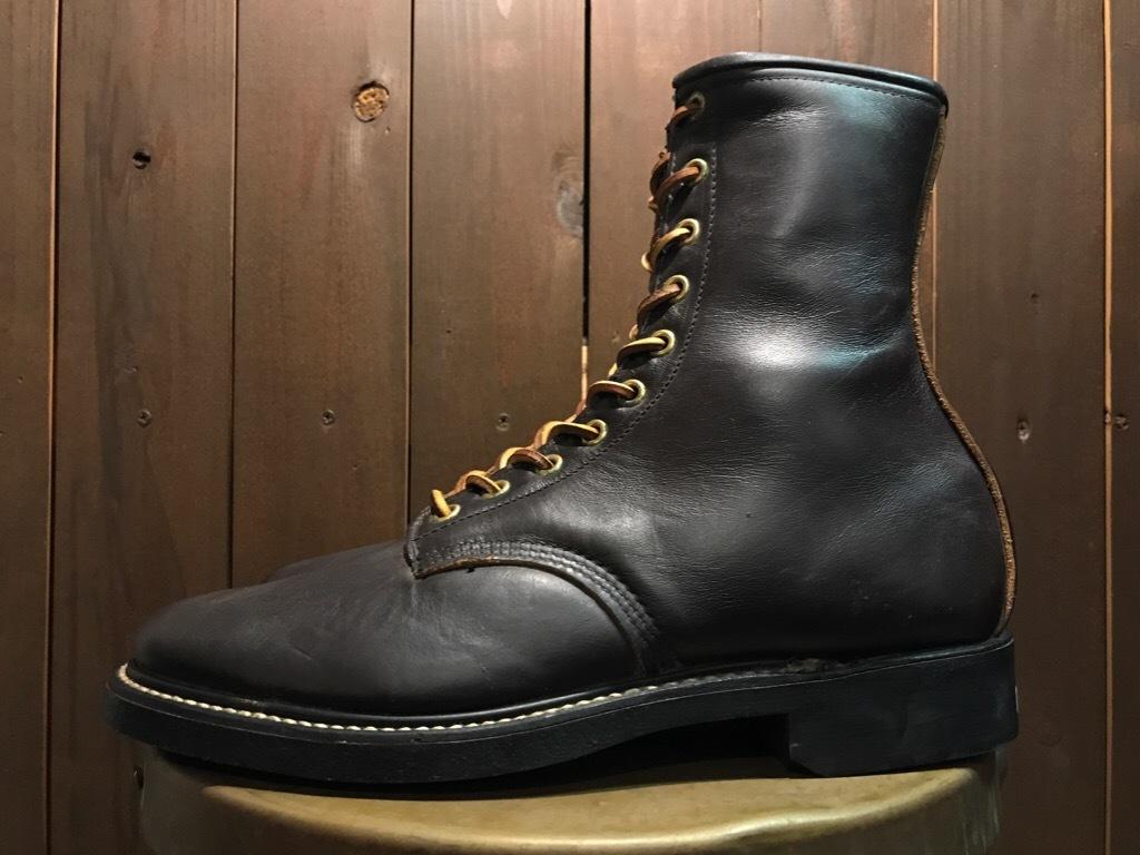 神戸店8/12(土)ヴィンテージブーツ&スーペリア入荷! #1 50\'s Wolverine NOS 1000mile Boots!HorseHide Boots!!!_c0078587_18115269.jpg