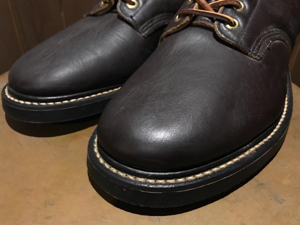 神戸店8/12(土)ヴィンテージブーツ&スーペリア入荷! #1 50\'s Wolverine NOS 1000mile Boots!HorseHide Boots!!!_c0078587_18135195.jpg