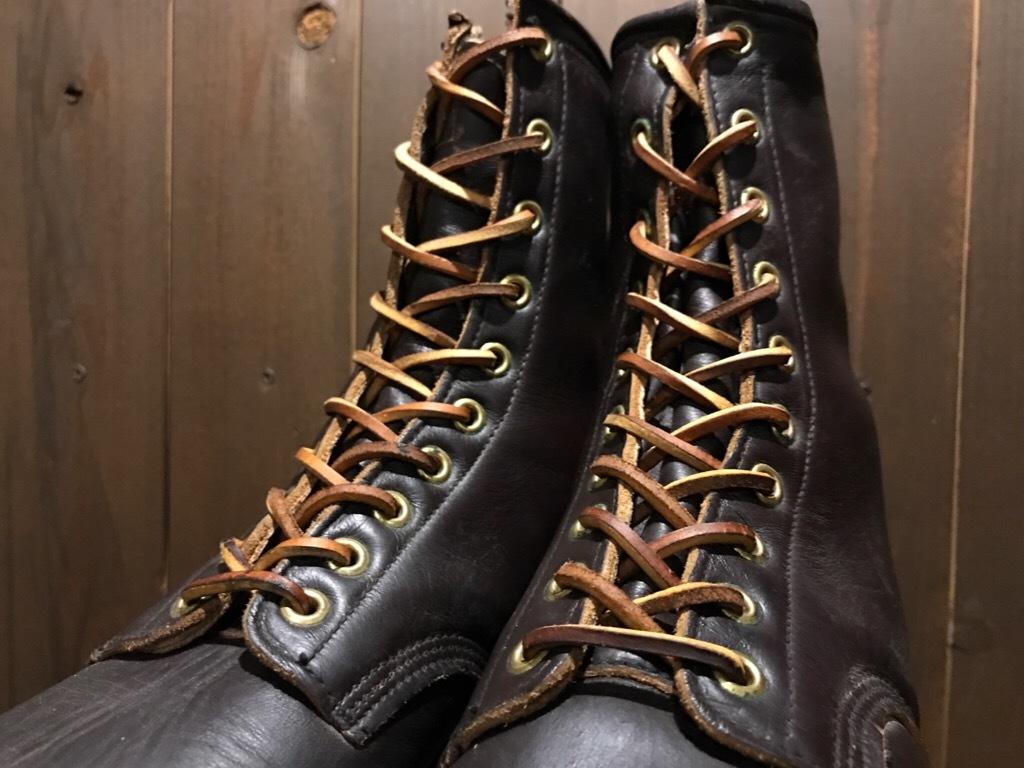 神戸店8/12(土)ヴィンテージブーツ&スーペリア入荷! #1 50\'s Wolverine NOS 1000mile Boots!HorseHide Boots!!!_c0078587_18135199.jpg