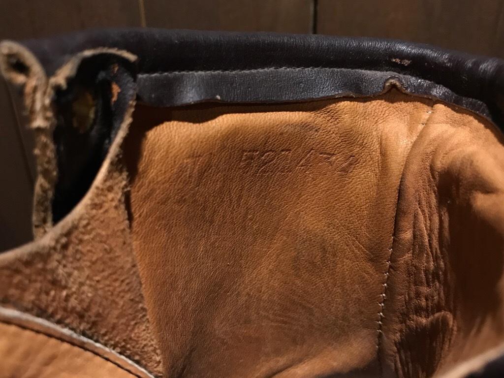 神戸店8/12(土)ヴィンテージブーツ&スーペリア入荷! #1 50\'s Wolverine NOS 1000mile Boots!HorseHide Boots!!!_c0078587_18152295.jpg