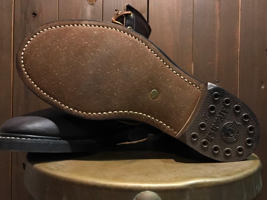 神戸店8/12(土)ヴィンテージブーツ&スーペリア入荷! #1 50\'s Wolverine NOS 1000mile Boots!HorseHide Boots!!!_c0078587_18160347.jpg