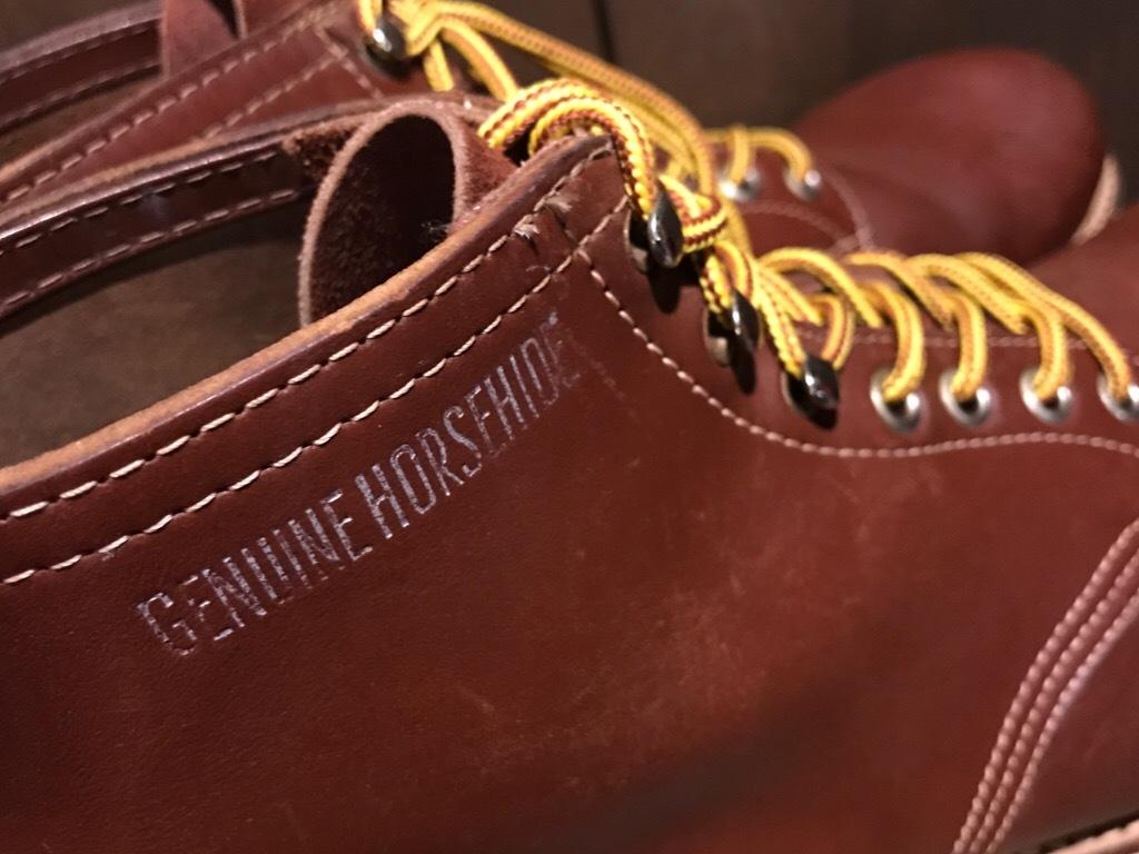 神戸店8/12(土)ヴィンテージブーツ&スーペリア入荷! #1 50\'s Wolverine NOS 1000mile Boots!HorseHide Boots!!!_c0078587_18165669.jpg