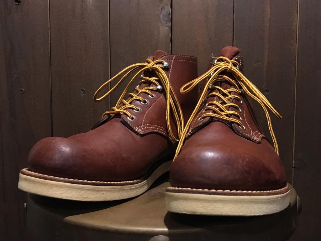 神戸店8/12(土)ヴィンテージブーツ&スーペリア入荷! #1 50\'s Wolverine NOS 1000mile Boots!HorseHide Boots!!!_c0078587_18170488.jpg