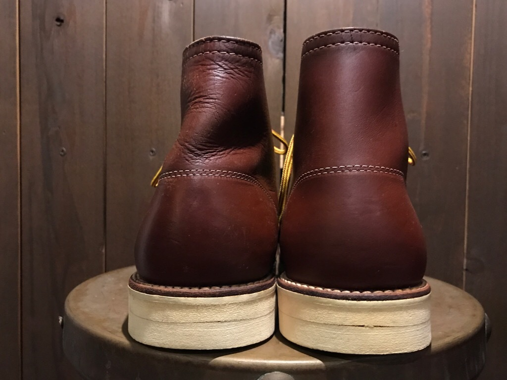 神戸店8/12(土)ヴィンテージブーツ&スーペリア入荷! #1 50\'s Wolverine NOS 1000mile Boots!HorseHide Boots!!!_c0078587_18170511.jpg