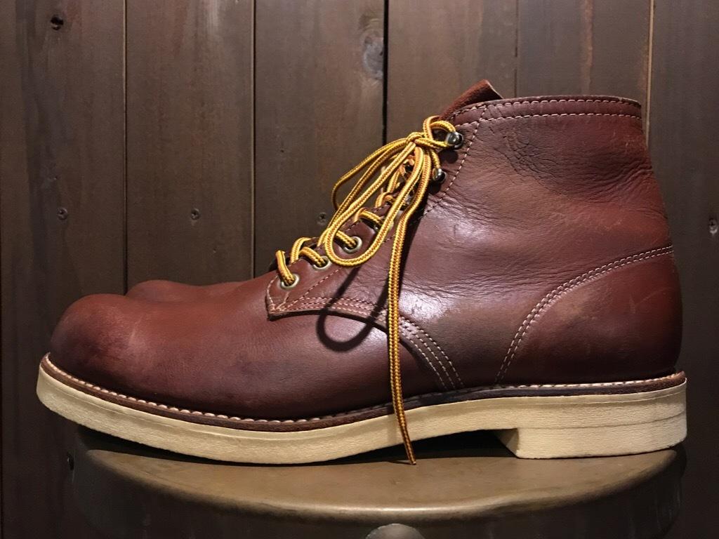 神戸店8/12(土)ヴィンテージブーツ&スーペリア入荷! #1 50\'s Wolverine NOS 1000mile Boots!HorseHide Boots!!!_c0078587_18170573.jpg