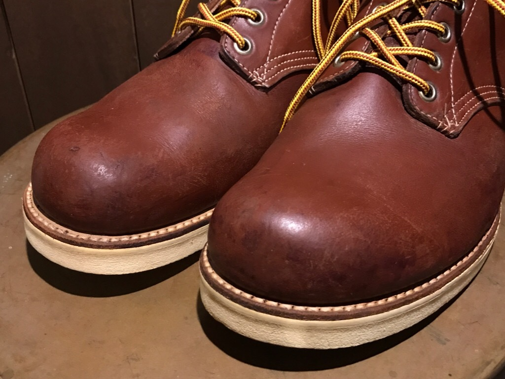 神戸店8/12(土)ヴィンテージブーツ&スーペリア入荷! #1 50\'s Wolverine NOS 1000mile Boots!HorseHide Boots!!!_c0078587_18181753.jpg
