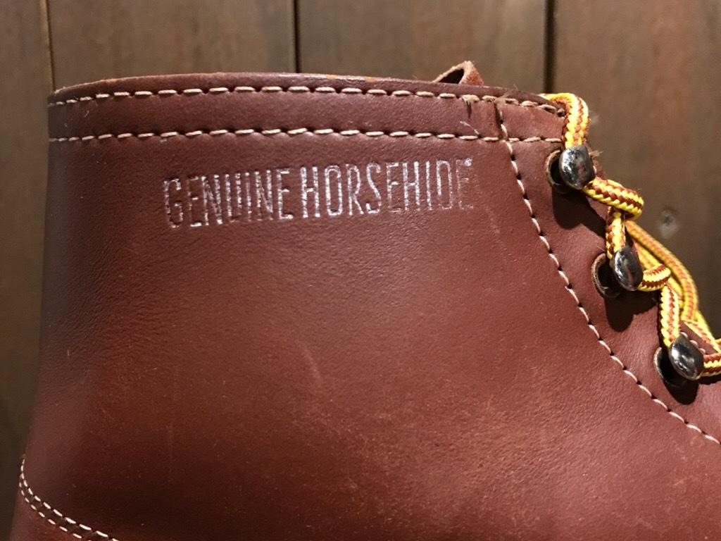 神戸店8/12(土)ヴィンテージブーツ&スーペリア入荷! #1 50\'s Wolverine NOS 1000mile Boots!HorseHide Boots!!!_c0078587_18182977.jpg