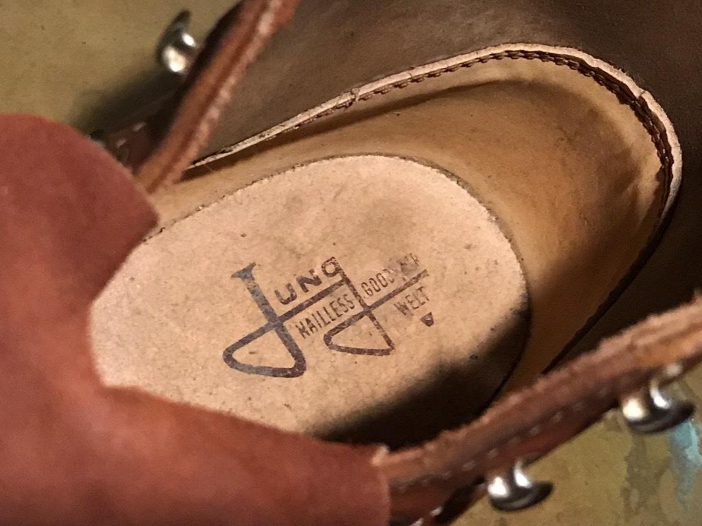 神戸店8/12(土)ヴィンテージブーツ&スーペリア入荷! #1 50\'s Wolverine NOS 1000mile Boots!HorseHide Boots!!!_c0078587_18192955.jpg