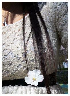 サクラの髪飾りを作りました。_d0224894_01114221.jpg