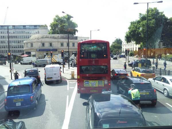 イギリスの旅③ ロンドン リージェントパーク_f0116297_18571181.jpg