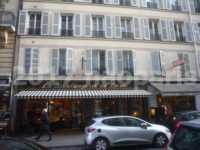 【PARIS】【La Boulangerie du Dome】_a0014299_21015402.jpg