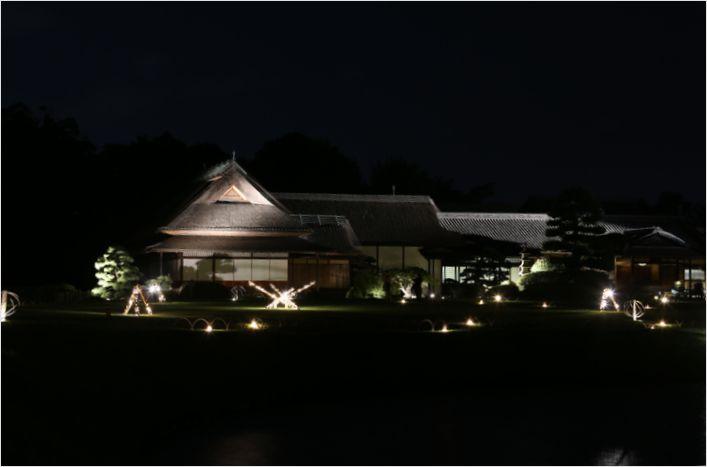 岡山後楽園 幻想庭園 ②_a0256349_102008.jpg