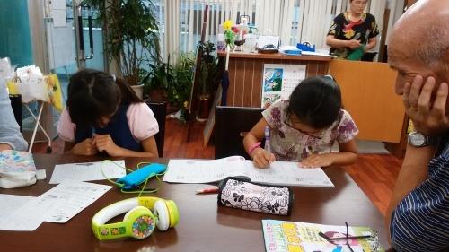 2017年8月9日(水)第9回食堂「きゃべつ」(子供食堂)  開催しました!_c0214657_08492813.jpg