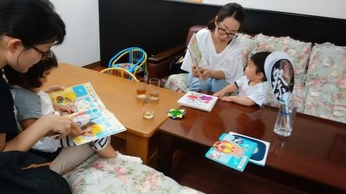 2017年8月9日(水)第9回食堂「きゃべつ」(子供食堂)  開催しました!_c0214657_08495614.jpg