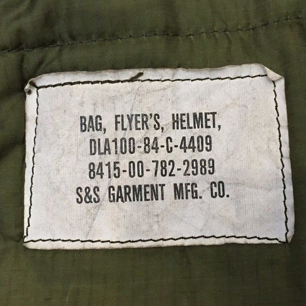 HELMET BAG_c0146178_15100530.jpg