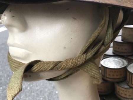 8月4日 東京都江東区買付分 陸軍鉄帽_a0154482_13453260.jpg