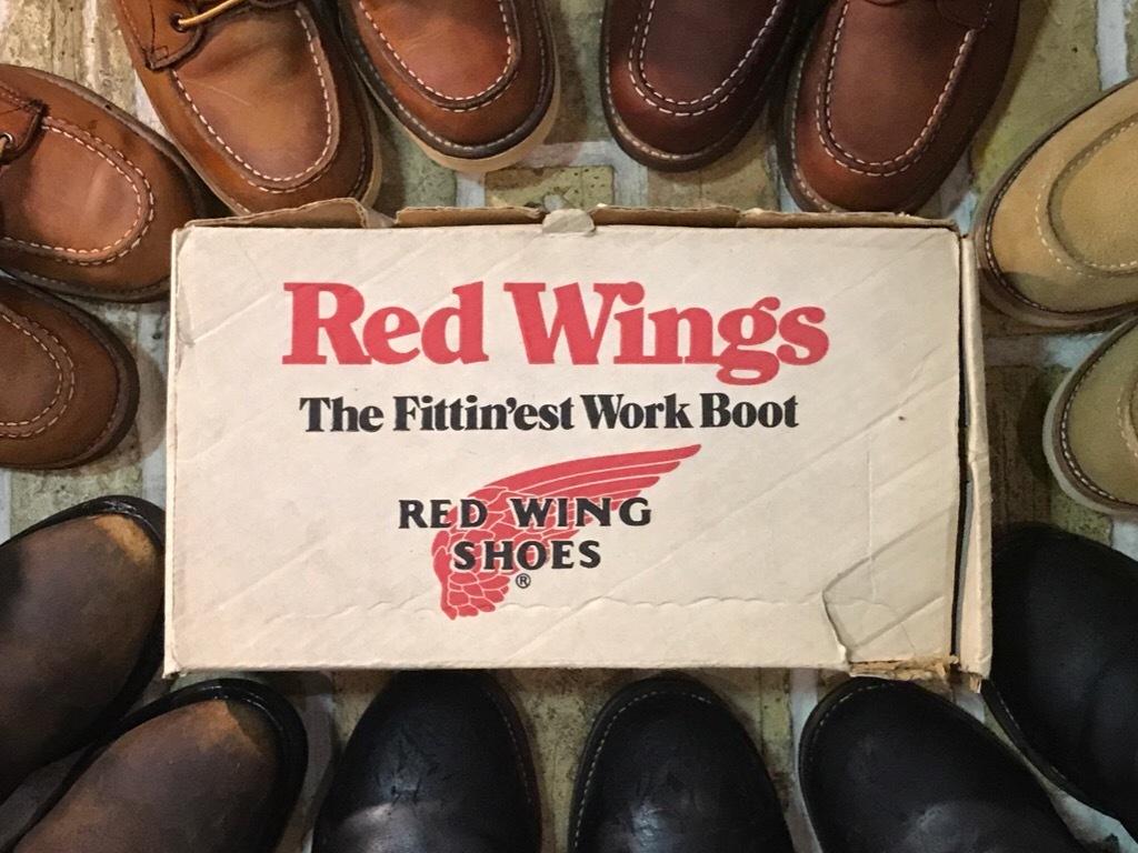 神戸店8/12(土)ヴィンテージブーツ&スーペリア入荷! #3REDWING Boots!!!_c0078587_18160509.jpg