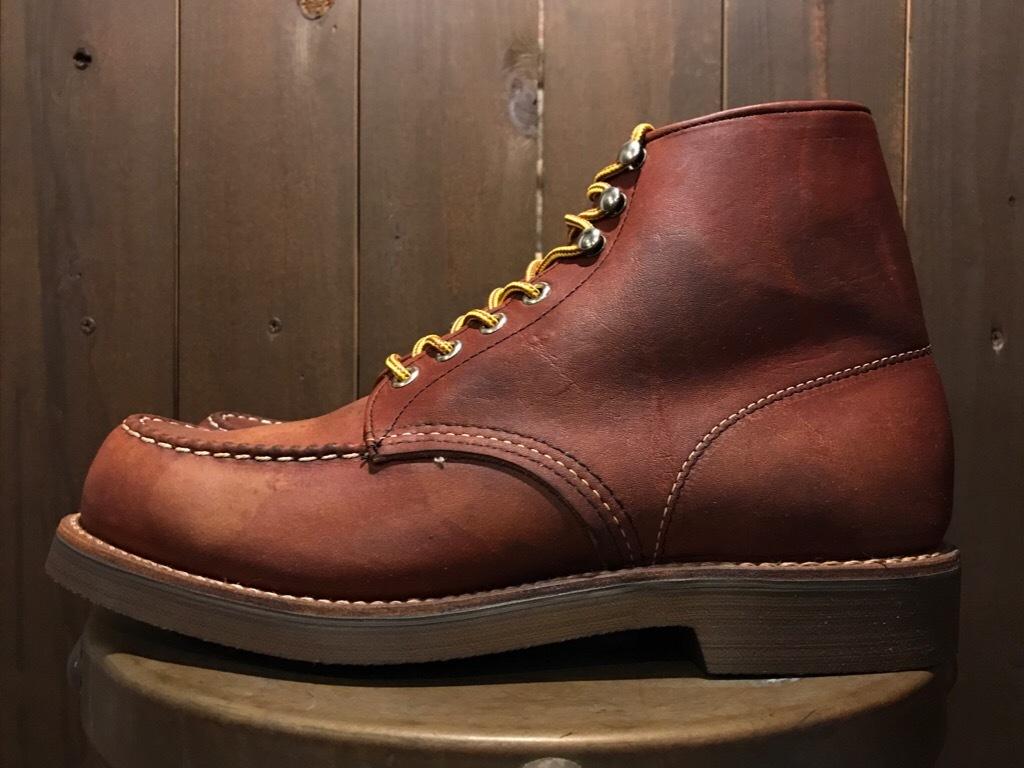 神戸店8/12(土)ヴィンテージブーツ&スーペリア入荷! #3REDWING Boots!!!_c0078587_18164524.jpg