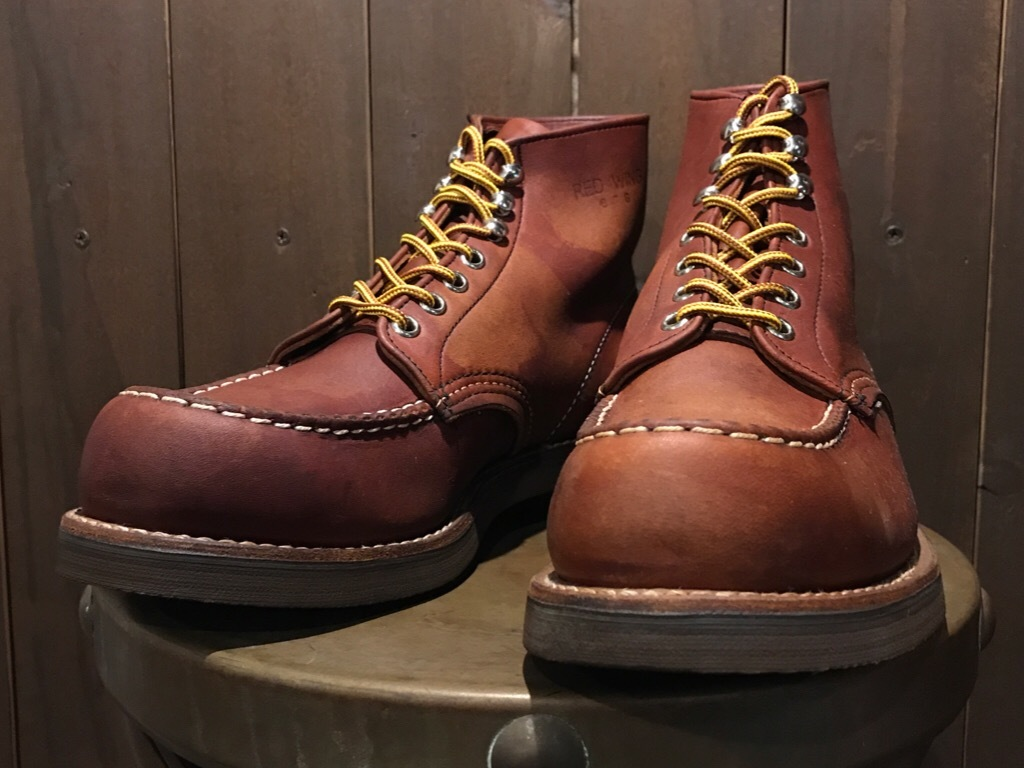 神戸店8/12(土)ヴィンテージブーツ&スーペリア入荷! #3REDWING Boots!!!_c0078587_18164653.jpg