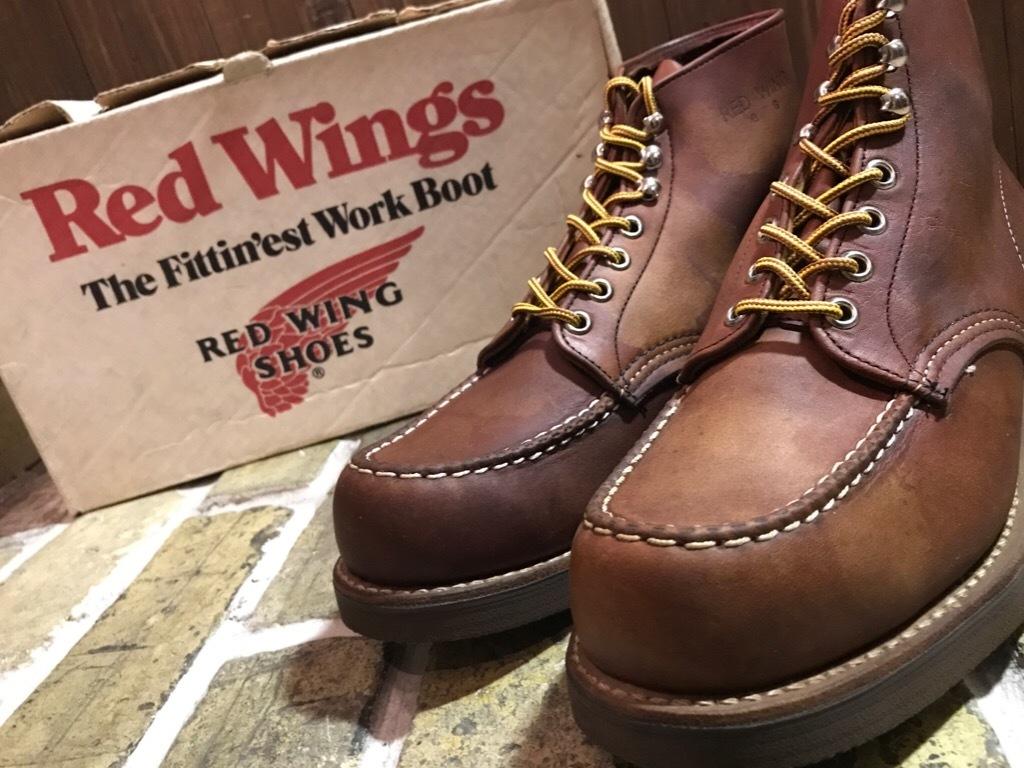 神戸店8/12(土)ヴィンテージブーツ&スーペリア入荷! #3REDWING Boots!!!_c0078587_18164693.jpg