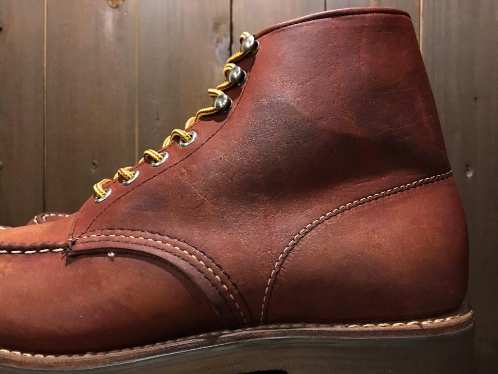 神戸店8/12(土)ヴィンテージブーツ&スーペリア入荷! #3REDWING Boots!!!_c0078587_18173551.jpg