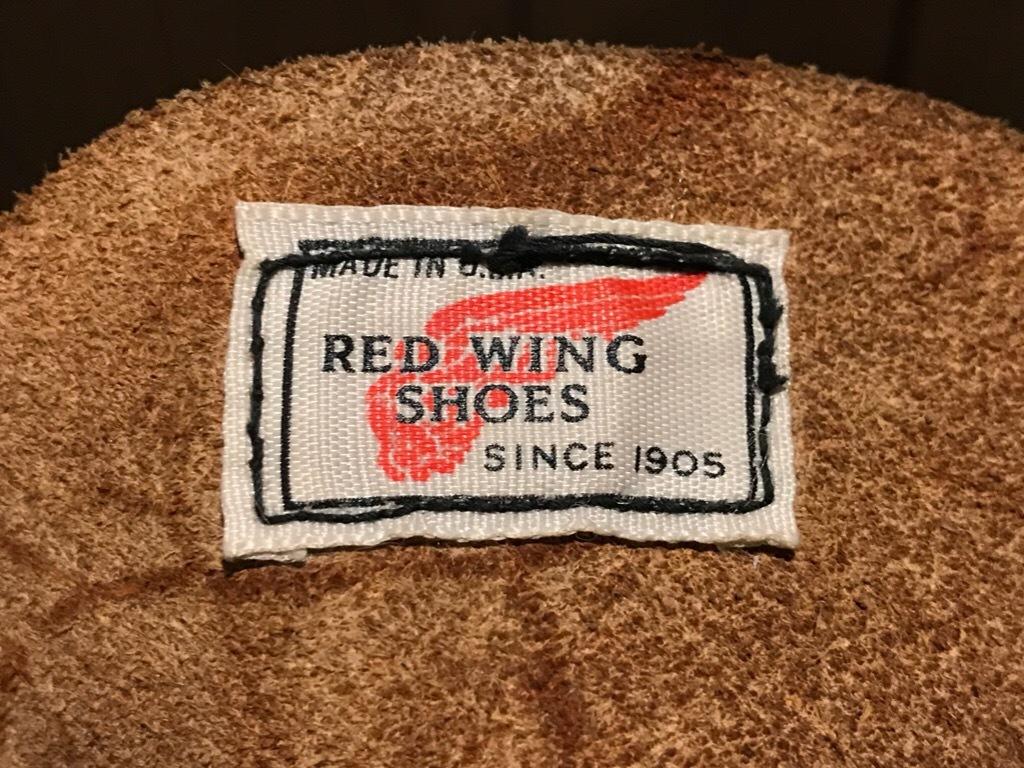 神戸店8/12(土)ヴィンテージブーツ&スーペリア入荷! #3REDWING Boots!!!_c0078587_18180301.jpg