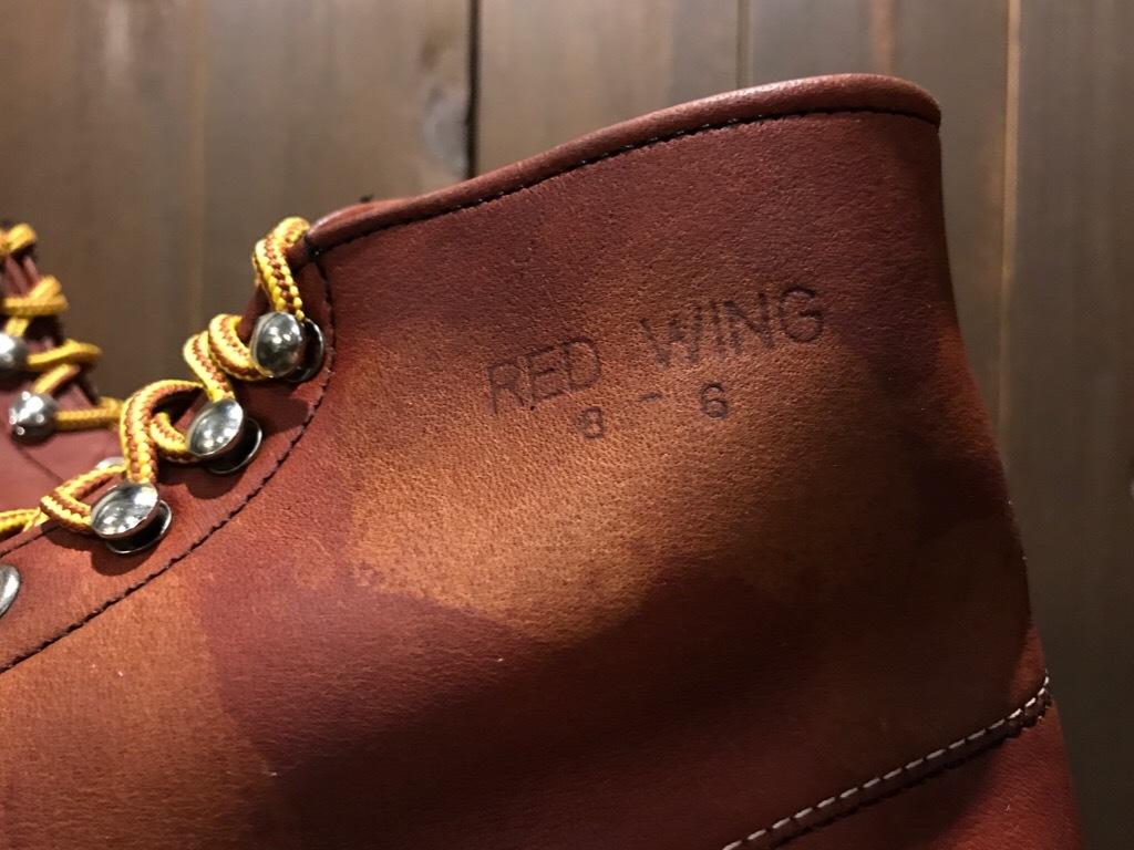 神戸店8/12(土)ヴィンテージブーツ&スーペリア入荷! #3REDWING Boots!!!_c0078587_18180496.jpg