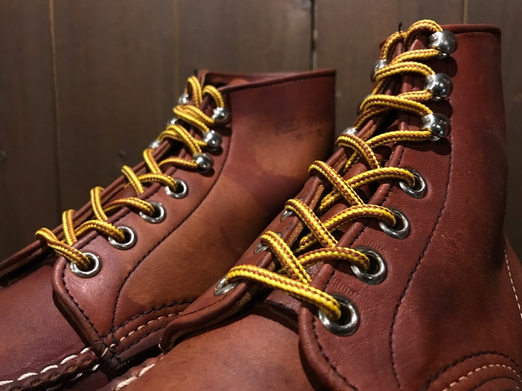 神戸店8/12(土)ヴィンテージブーツ&スーペリア入荷! #3REDWING Boots!!!_c0078587_18182222.jpg