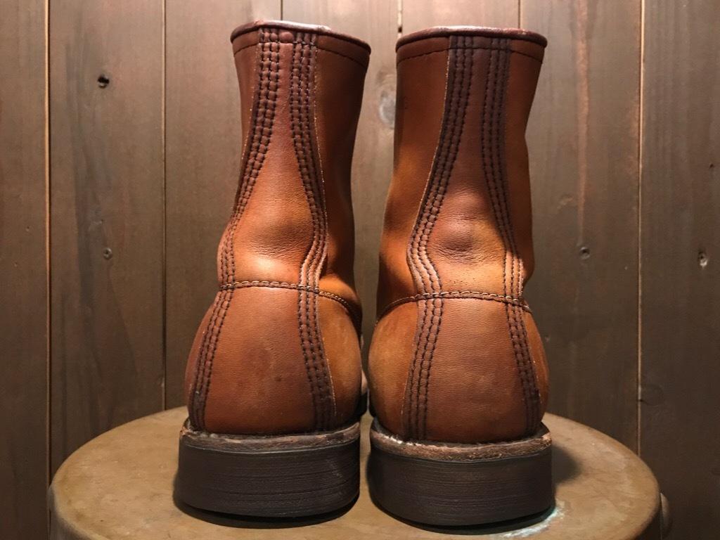 神戸店8/12(土)ヴィンテージブーツ&スーペリア入荷! #3REDWING Boots!!!_c0078587_18193427.jpg