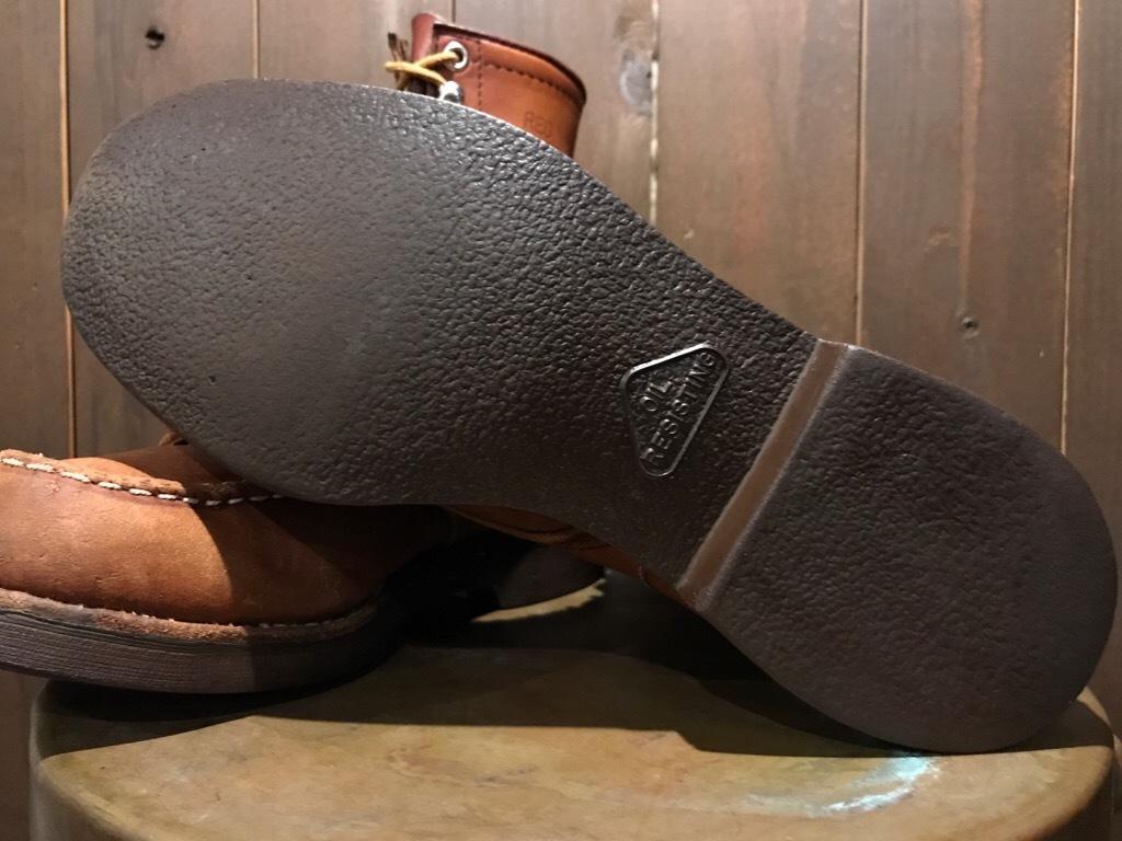 神戸店8/12(土)ヴィンテージブーツ&スーペリア入荷! #3REDWING Boots!!!_c0078587_18193476.jpg