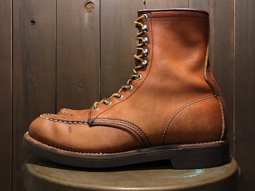 神戸店8/12(土)ヴィンテージブーツ&スーペリア入荷! #3REDWING Boots!!!_c0078587_18193508.jpg