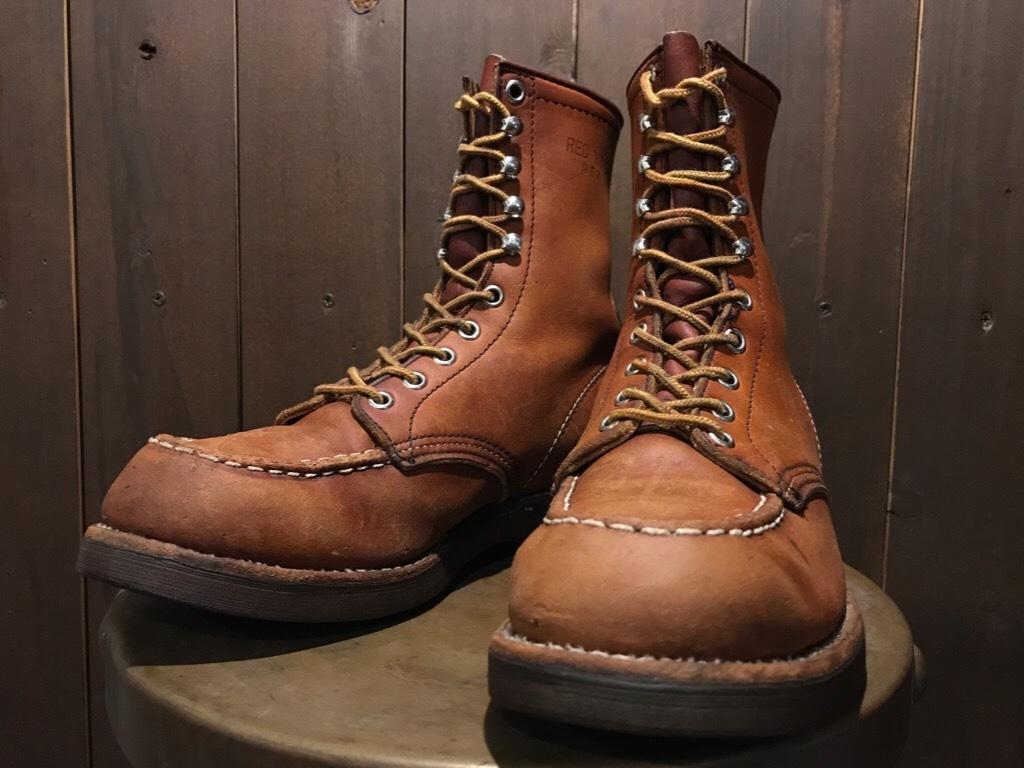 神戸店8/12(土)ヴィンテージブーツ&スーペリア入荷! #3REDWING Boots!!!_c0078587_18193544.jpg
