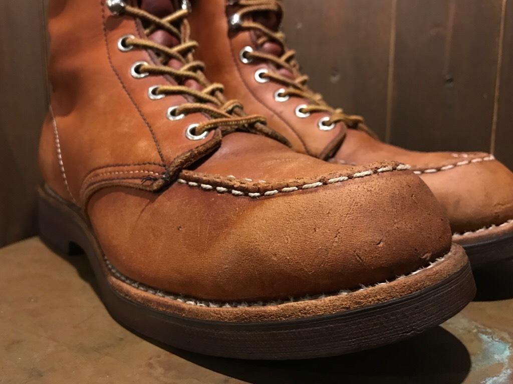 神戸店8/12(土)ヴィンテージブーツ&スーペリア入荷! #3REDWING Boots!!!_c0078587_18203804.jpg