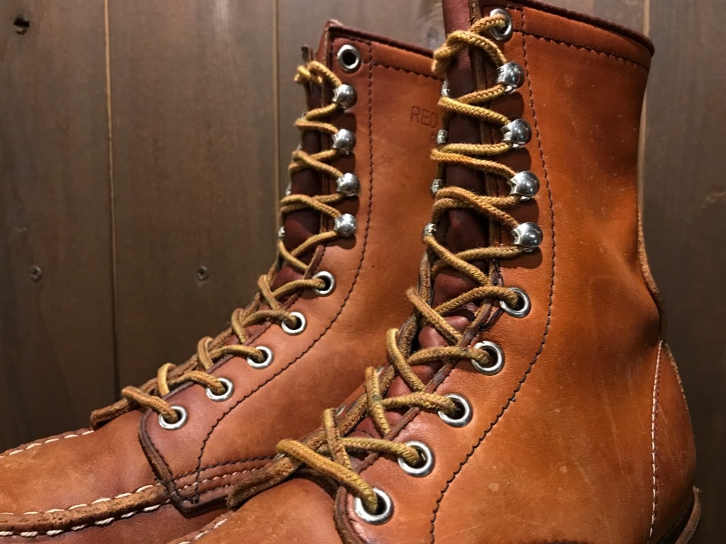 神戸店8/12(土)ヴィンテージブーツ&スーペリア入荷! #3REDWING Boots!!!_c0078587_18211735.jpg