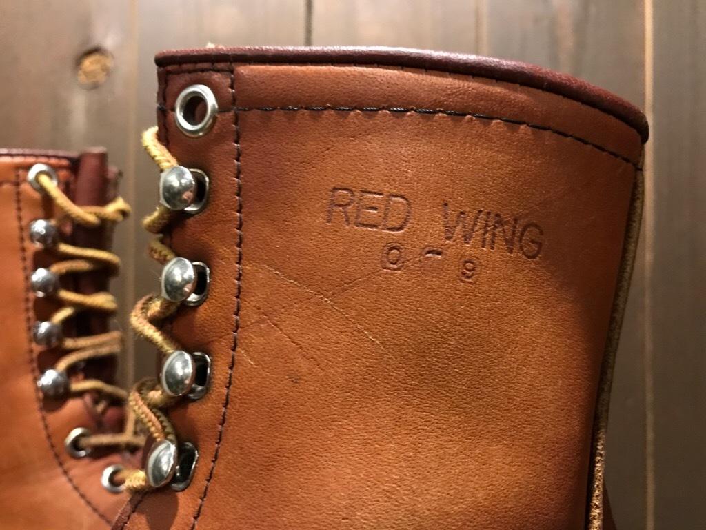 神戸店8/12(土)ヴィンテージブーツ&スーペリア入荷! #3REDWING Boots!!!_c0078587_18211795.jpg